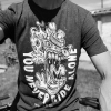 t-shirt You never Ride Alone